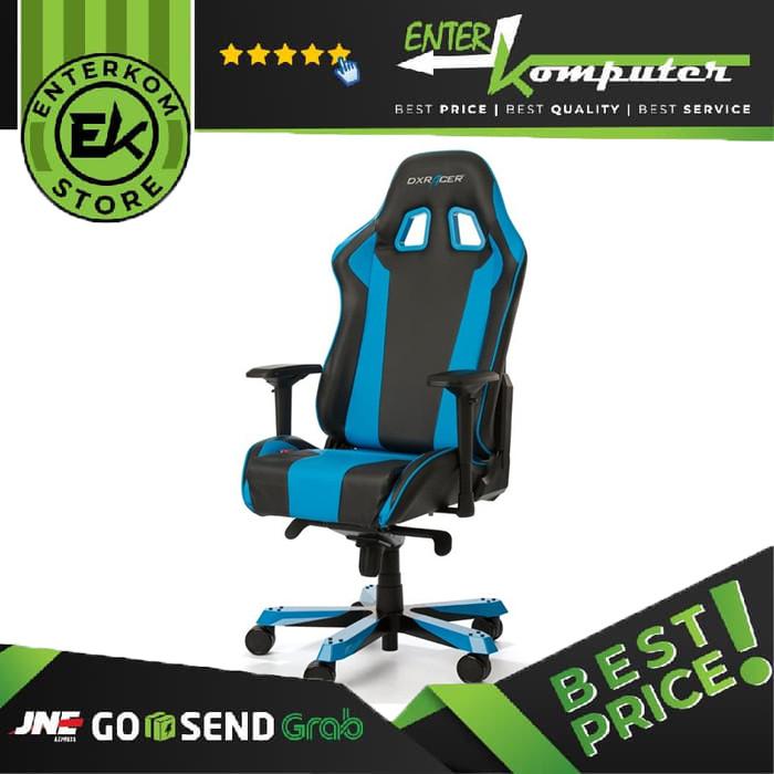 Foto Produk DX Racer King Series GC-K06-NB-S3 - Black, Blue dari Enter Komputer Official