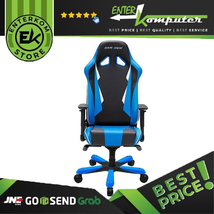 Foto Produk DX Racer Sentinel Series GC-S28-NB-J4 - Black, Blue dari Enter Komputer Official