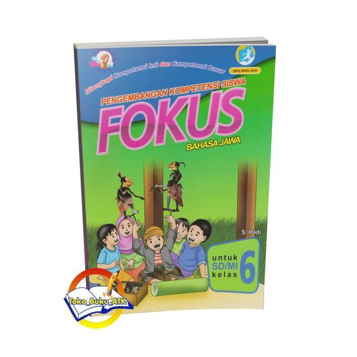 Jual Buku Fokus Bahasa Jawa Kelas 6 Semester 1 Kota Surabaya Toko Buku Atk No 1 Tokopedia