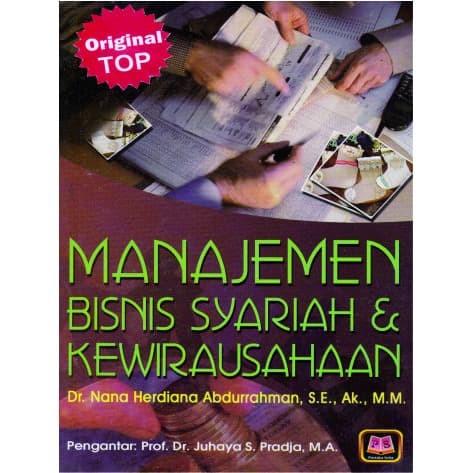 Jual Manajemen Bisnis Syariah Kewirausahaan Kota Surabaya Permata Press Tokopedia