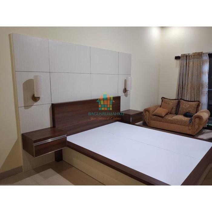 Jual Furniture Custom Kamar Set Free Pengiriman Harga Lebih Murah Kab Purwakarta Bagusrumahku Tokopedia