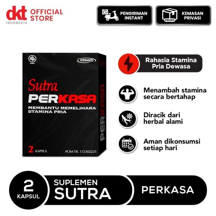 Foto Produk Sutra Perkasa - Pack 2 Kapsul dari DKT Indonesia