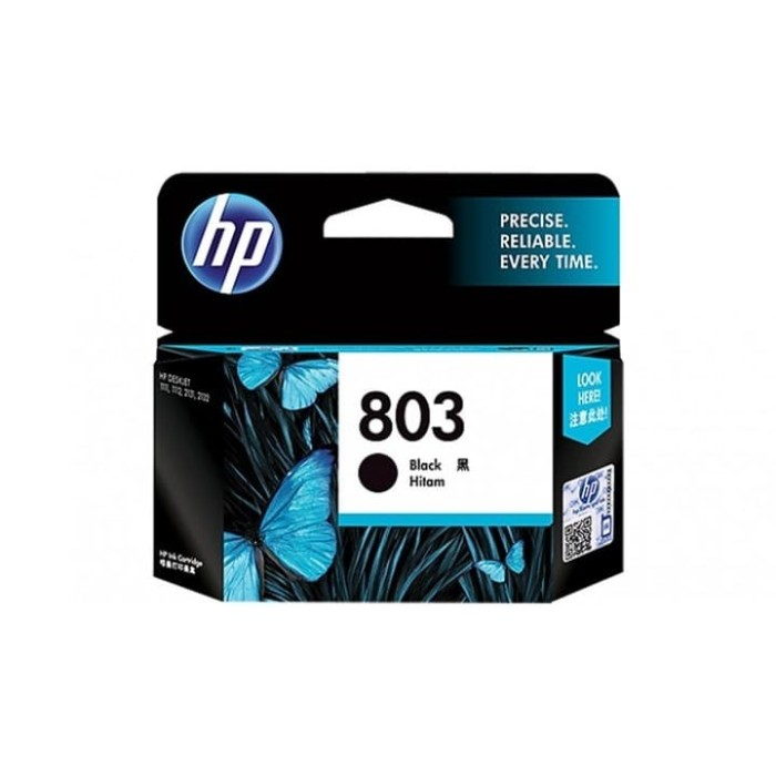 Foto Produk Catridge HP 803 Black Original Cartridge 803 Black dari PojokITcom Pusat IT Comp
