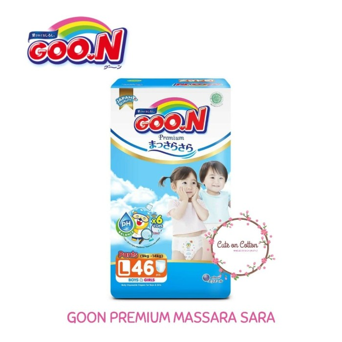 Foto Produk Goon Premium Pants L50 L 50 dari Cute On Cotton Indonesia