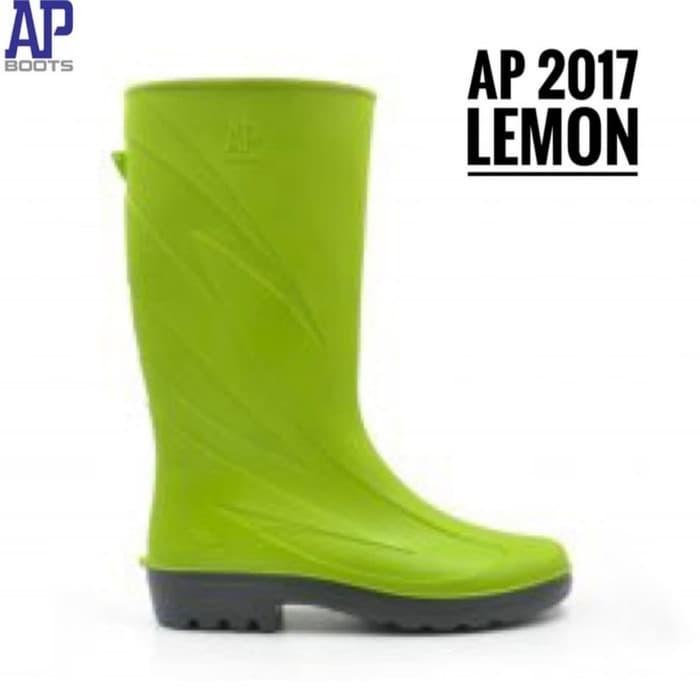 Foto Produk ap boots 2017 terbaru go green proyek hijau lemon apboots murah - Hijau, 38 dari Sentral Stationery
