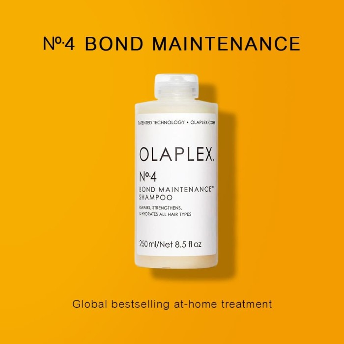 Foto Produk OLAPLEX NO.4 - BOND MAINTENANCE™ SHAMPOO (250ml) dari Binkdotz Kingdom