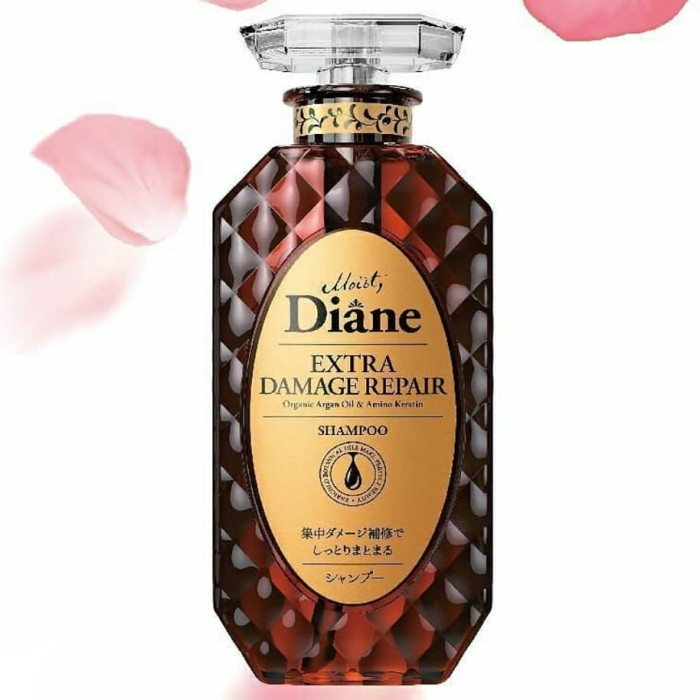 Foto Produk moist diane damage repair shampoo / treatment 450ml - Shampo dari Rowena Cosmetic