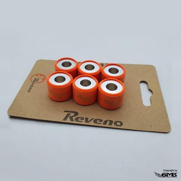 Foto Produk Reveno Rollers Vespa GTS300 21/17 11gr dari Gaya Motor Baru