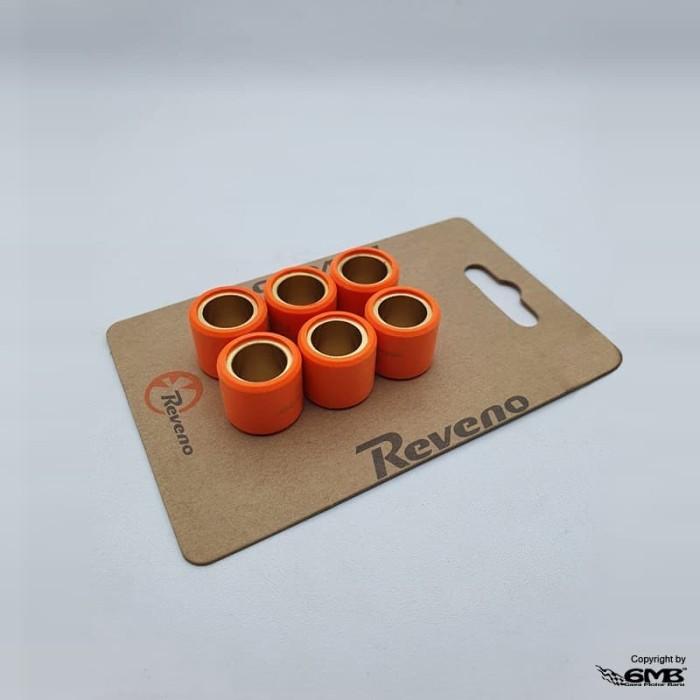 Foto Produk Reveno Rollers Set Vespa Sprint,Primavera,LX,S 19/17 13gr dari Gaya Motor Baru