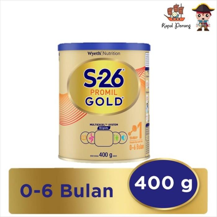 Foto Produk S26 Gold Tahap 1 400 gram dari Kapal Perang
