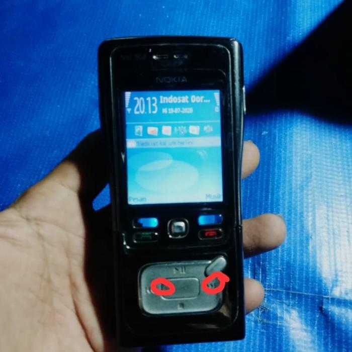 Foto Produk Nokia N91. Nokia Jadul dari handphone djadoel