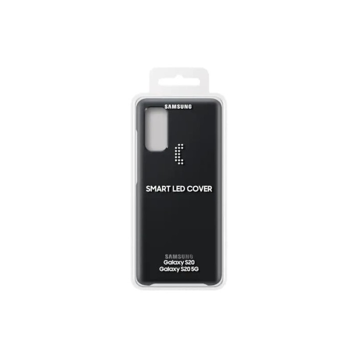 Foto Produk Samsung Smart LED COVER Galaxy S20 Plus ORIGINAL SEIN - Hitam dari Cellular Mas