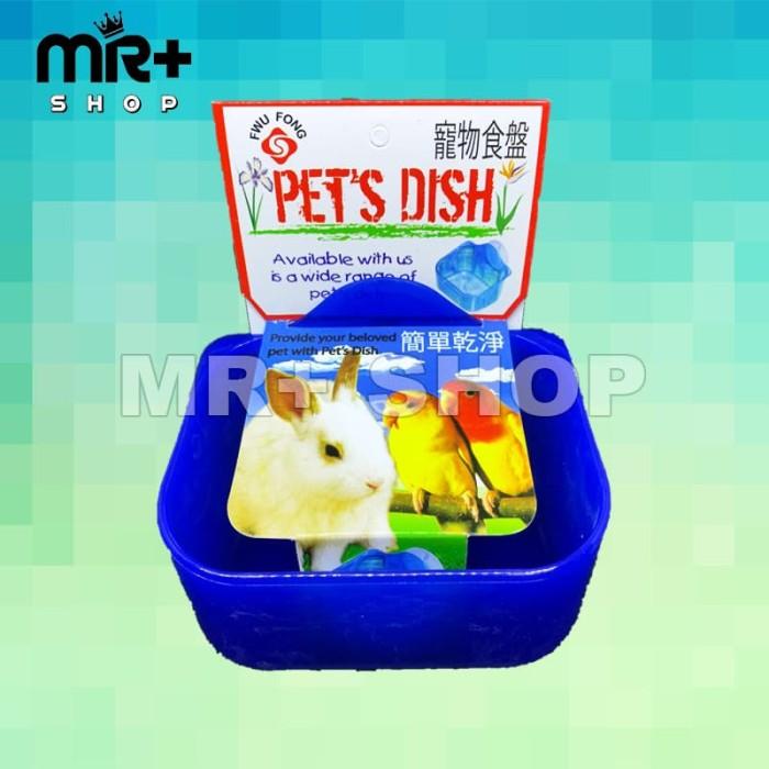 Jual Tempat Makan Hewan Bowl For Small Animal Pet Dish M Merah Muda Kota Tangerang Selatan Mr Shop Tokopedia