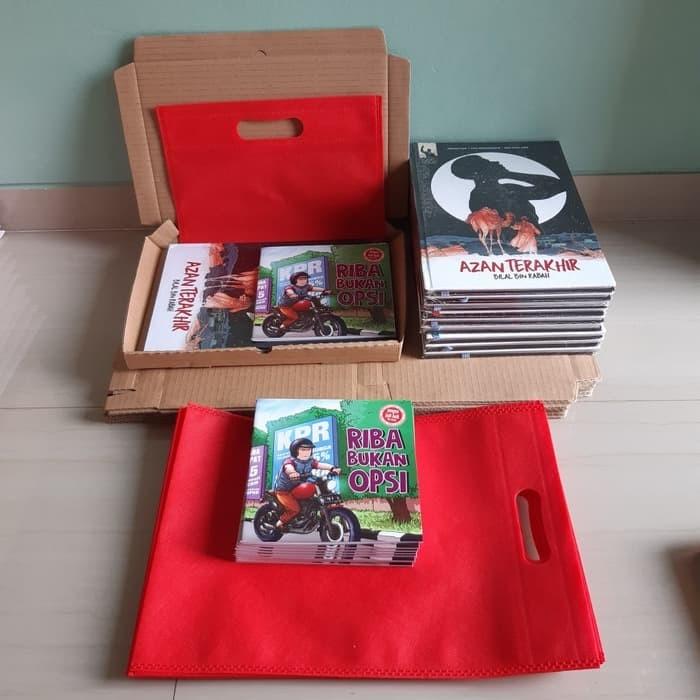 Foto Produk Komik BILAL Bin RABAH Azan / Adzan Terakhir - Buku Islam i Anak Muslim dari Anak Fiskus (NAFIS)