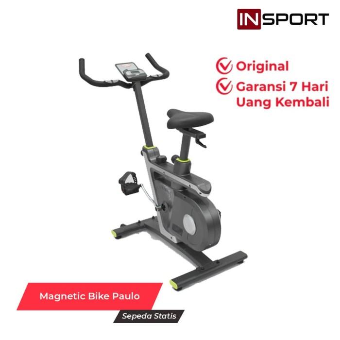 Foto Produk Sepeda Statis Sepeda Fitness IS-65810 Sepeda Statis Olahraga Insports dari INSPORT'S