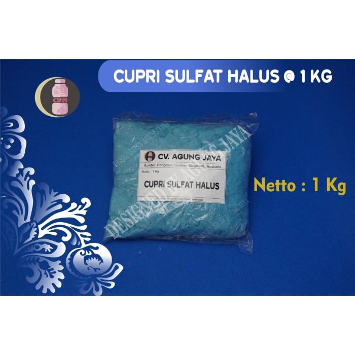 Jual Terusi Tembaga Ii Sulfat Cupri Sulfat Copper Sulfat 1 Kg Kota Surakarta Agung Jaya Solo Tokopedia
