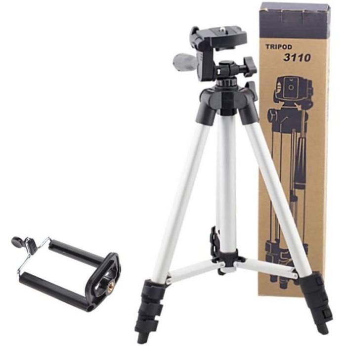 Foto Produk Tripod 3110 + Holder 3110 35CM UP TO 1Meter dari Grosir Aksesoris Kamera
