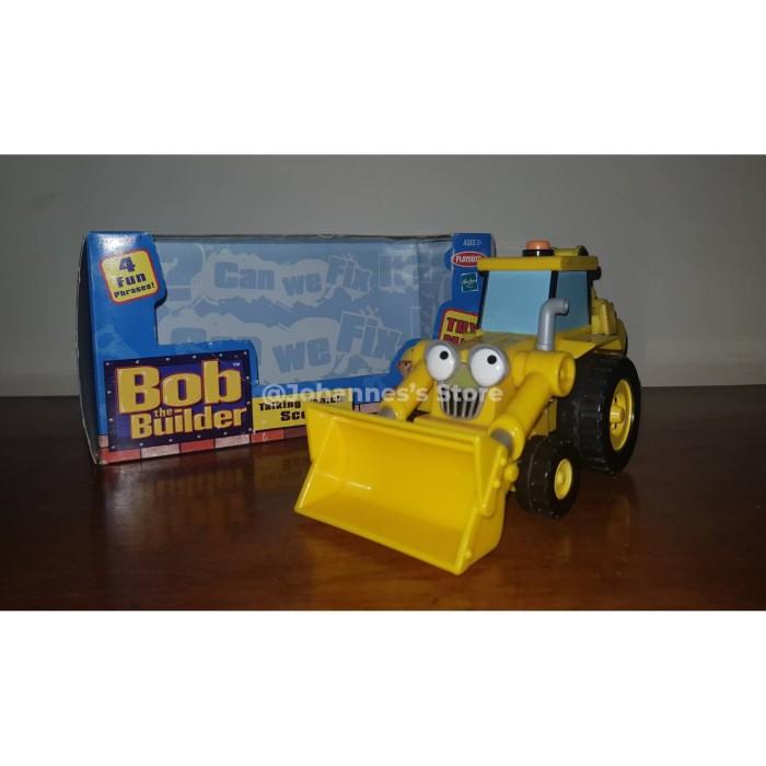 Jual Mainan Diecast Bob The Builder Scoop Kota Surabaya Johannes S Store Tokopedia