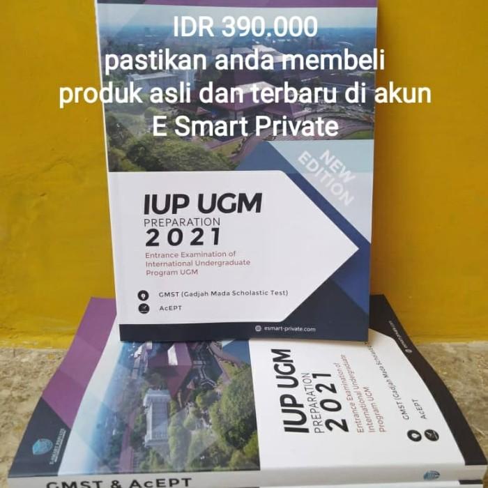 Foto Produk MODUL IUP UGM NON KEDOKTERAN (NON FK) 2021 dari e Smart Private