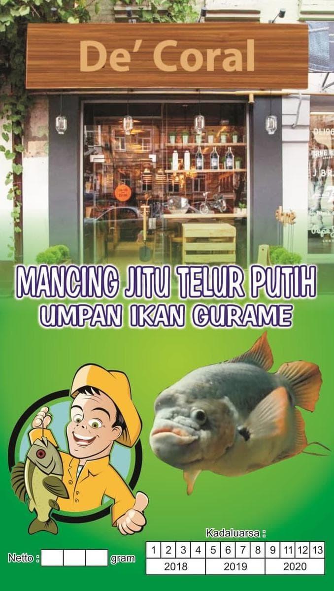 Jual Original Umpan Pancing Umpan Umpan Ikan Gurame Umpan Mancing Jakarta Timur Ugam Store Tokopedia