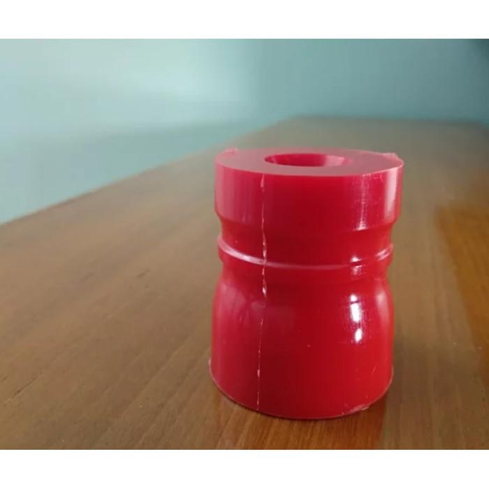 Foto Produk Red Rear Suspension Suspensi Belakang Element Pikes Brompton 3sixty - Merah dari The Pain Hunters