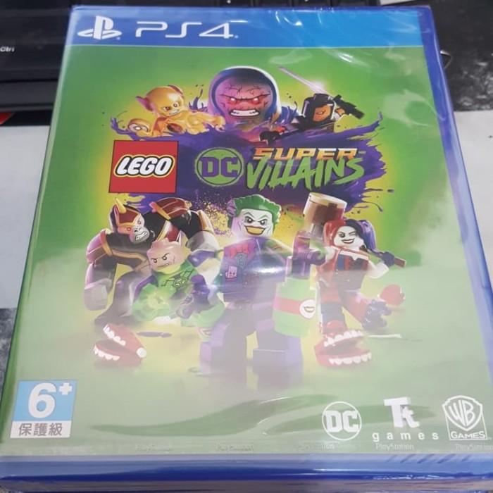 Jual Ps4 Lego Dc Super Villains Kota Semarang Angel Game Z Tokopedia