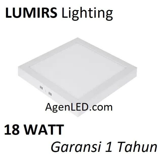 Foto Produk LUMIRS Lampu OUTBOW 18W LED Panel Kotak Putih 18 W Watt DOWNLIGHT OB C dari AgenLED