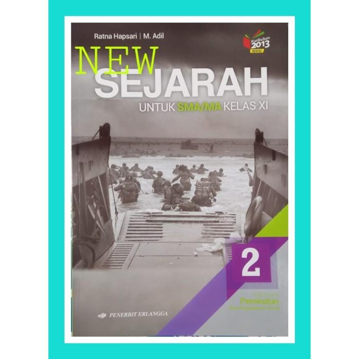 Jual Buku Sejarah Peminatan Kelas 2 Sma Ma Terbitan Erlangga K13n Jakarta Timur Rossy1945 Tokopedia