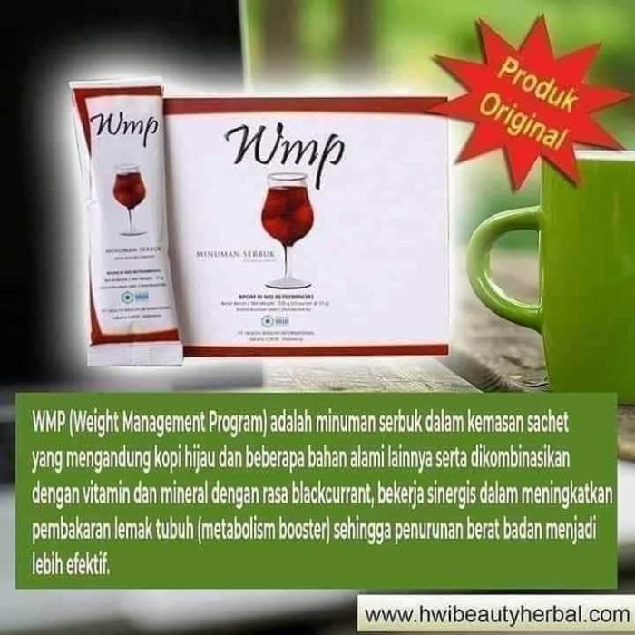 Jual Wmp Jakarta Selatan Toko Health Wealth International Hwi Tokopedia