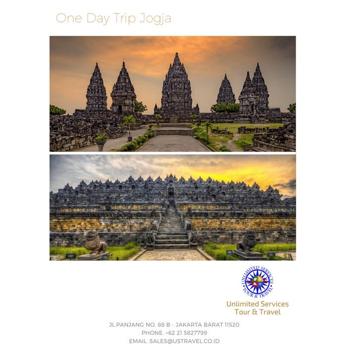 Jual One Day Trip Jogja Tour By Avanza Jakarta Barat Unlimited Services Tour Tokopedia