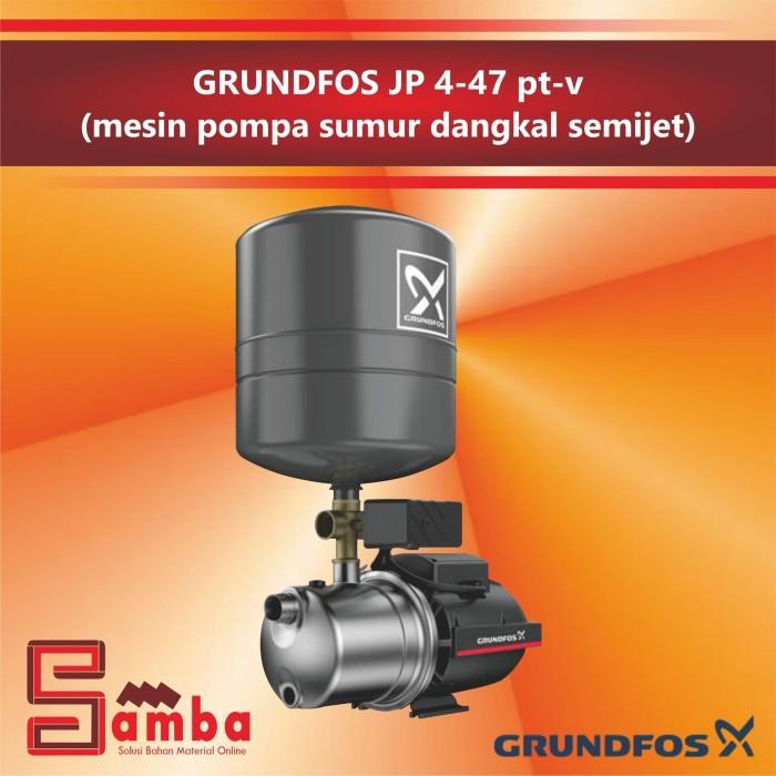 Jual Grundfos Jpa 4 47 Jp Basic 3 Pompa Air Sumur Dangkal Semijet Kota Tangerang Selatan Samba Tokopedia