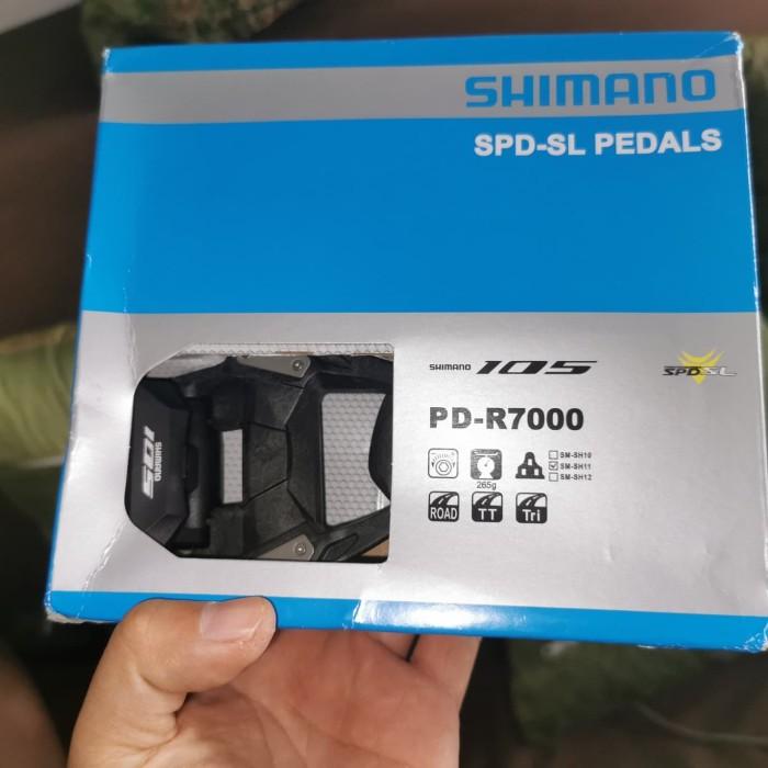 Foto Produk Shimano 105 R7000 roadbike cleat dari IndoWebstorecom