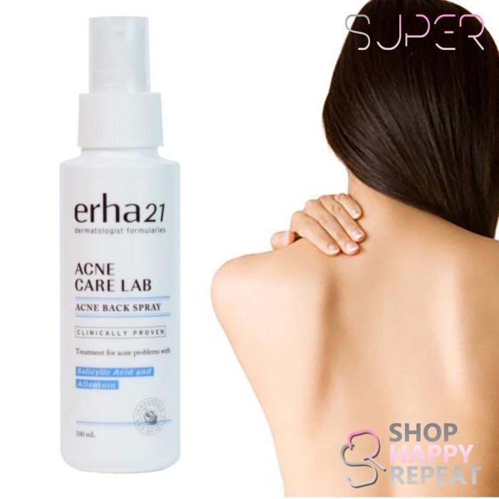 Foto Produk Erha Acne Back Spray (tuntaskan jerawat badan) dari Erha Online