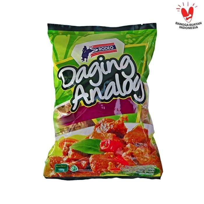 Foto Produk RODEO Daging Analog / Meat Analog / Daging Nabati 100g dari Cip Official Store