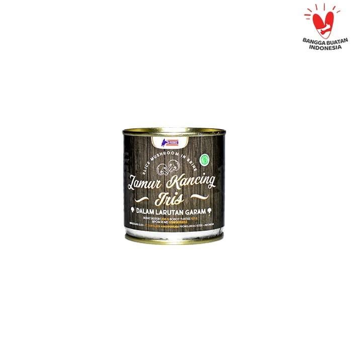 Foto Produk RODEO Sliced Mushroom in Brine / Jamur Kancing Iris 200g (Kaleng) dari Cip Official Store