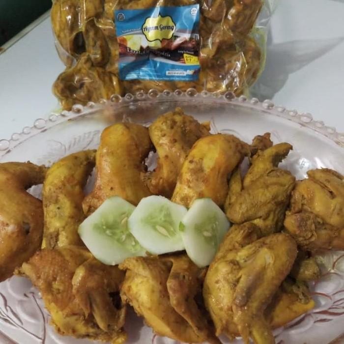Jual Ayam Ungkep Frozen Siap Goreng Sambal Frozen Food Malang Paket A Kota Malang Barokalloh Frozen Food Tokopedia