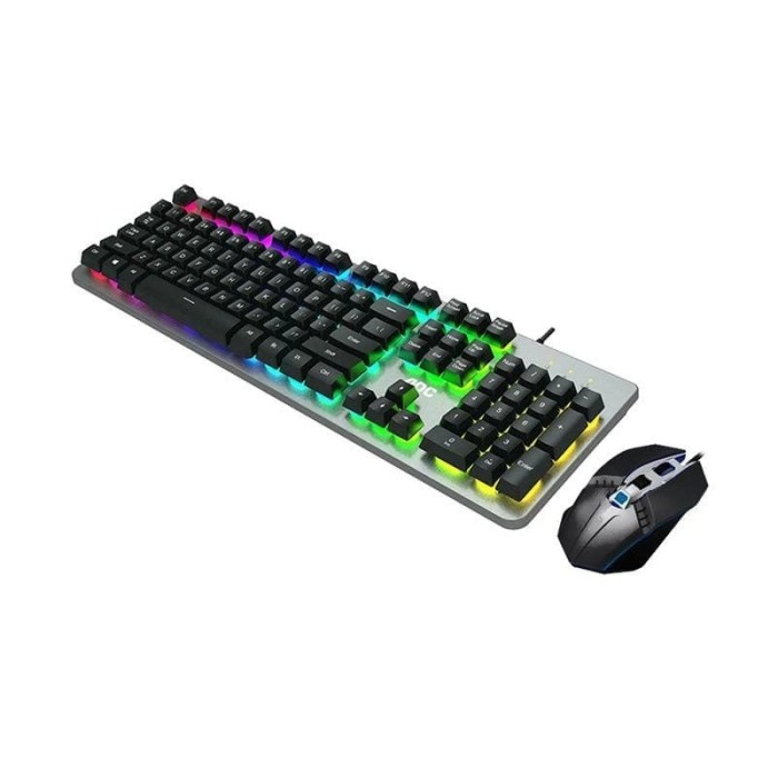Foto Produk Keyboard Mouse AOC KM410 KM 410 Gaming dari PojokITcom Pusat IT Comp