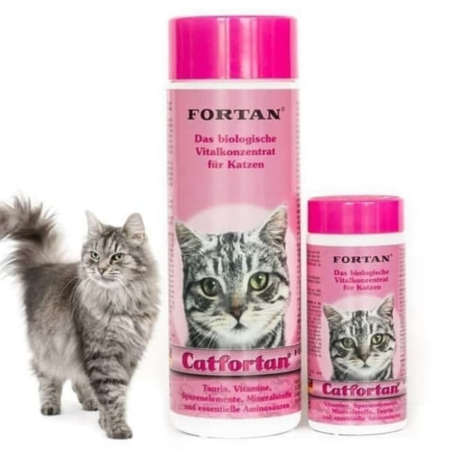 Jual Vitamin Kucing Catfortan 1000gr Multivitamin Kucing Kota Depok Petshop Gdc Tokopedia