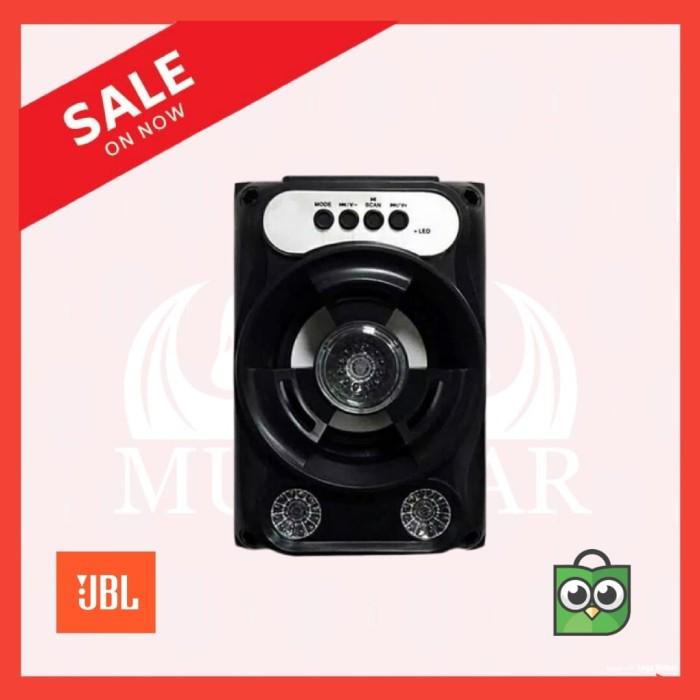 Foto Produk PROMO Speaker Bluetooth JBL M418 + standing / speaker aktif bluetooth dari MURAZAR