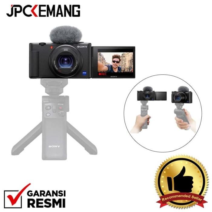 Foto Produk Sony ZV1 Sony ZV 1 Kamera Vlog Compact Digital Camera GARANSI RESMI dari JPCKemang