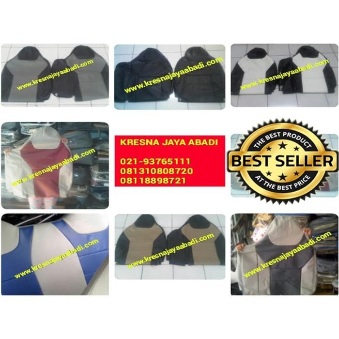 Foto Produk SUPER PROMO SARUNG JOK DATSUN GO PLUS FREE KARPET* dari KRESNA CAR ACCESORIES