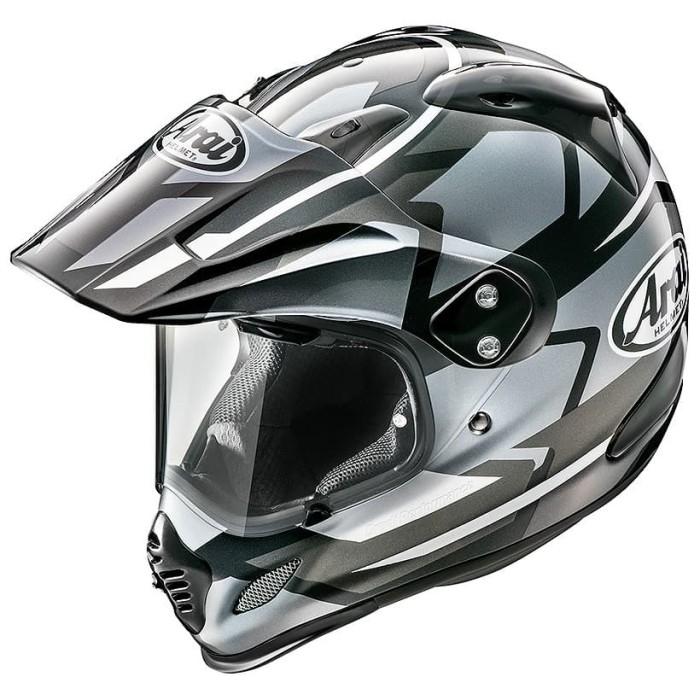 Foto Produk Arai SNI Tour-cross 3 Departure Helm Full Face - Grey - M dari Arai Indonesia