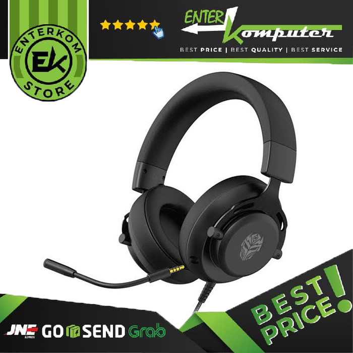 Foto Produk Rexus HX25 Headset Gaming dari Enter Komputer Official