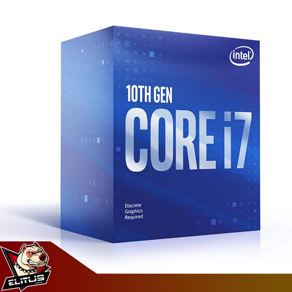 Foto Produk Intel Core i7 10700F Comet Lake 8 Core LGA 1200 Comet Lake dari ELITUS GAMING