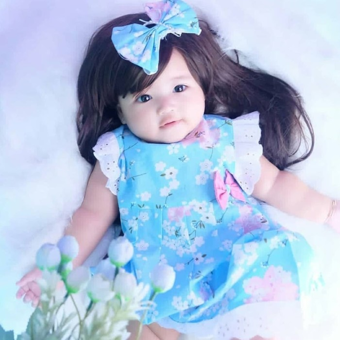 Foto Produk Dress Baby Renda Set | TITA SET dari B_BabyStore
