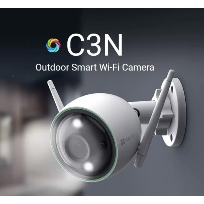 Foto Produk Ezviz Hikvision C3WN Husky Air Lite 1080p 2MP Wireless Outdoor IP Cam dari Uniq Computer