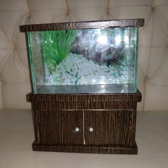 Jual Aquarium Ikan Cupang Hias Unik Hitam Kota Bandung Ikan Hias Pak Ence Tokopedia