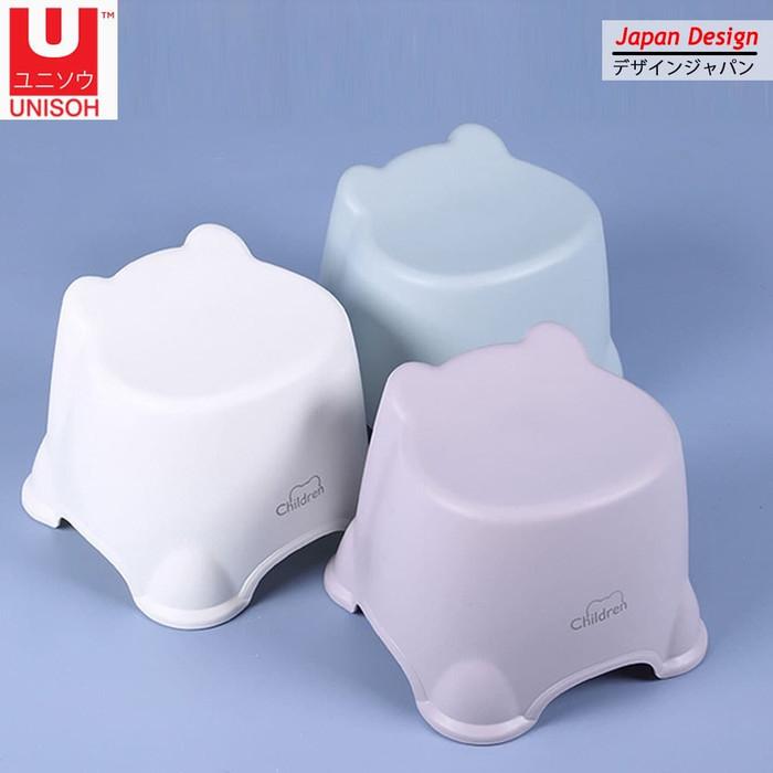 Foto Produk Bangku Plastik Kursi Kecil - Biru Muda dari serisaito