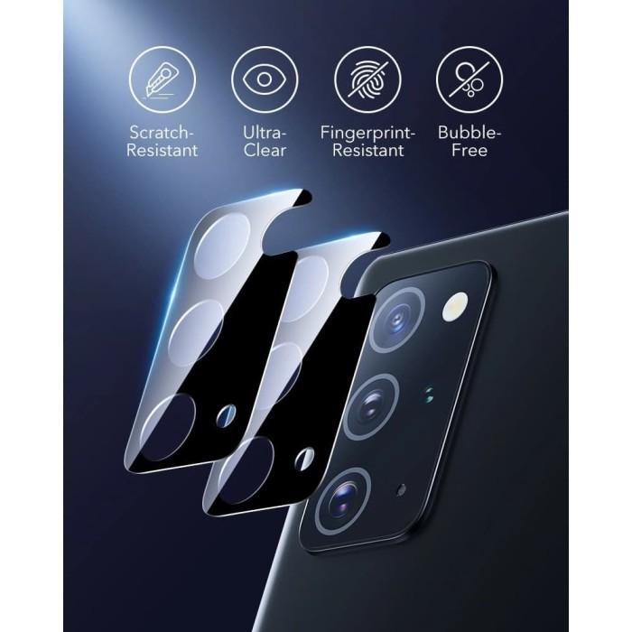 Foto Produk ESR Camera Lens Protector for Samsung Galaxy Note 20 / Note 20 Ultra - Note 20 dari Kiddies World