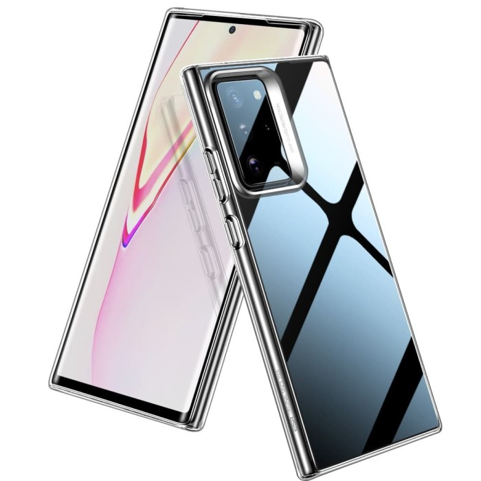Foto Produk ESR Ice Shield Mimic Case - Clear For Samsung Note 20 / Note 20 Ultra dari Kiddies World